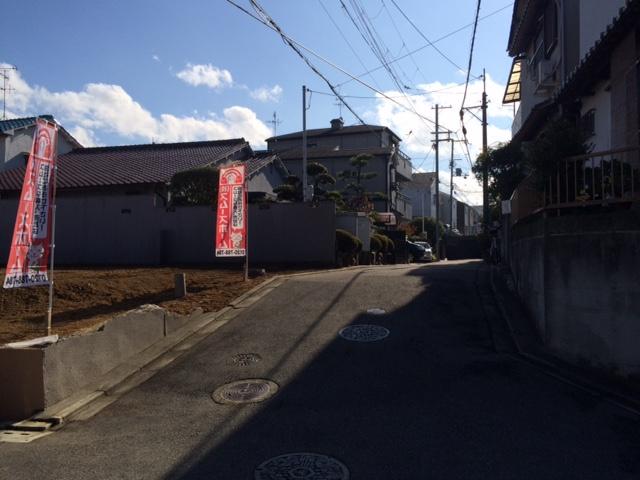 【外観】堺市西区北条町 売り土地