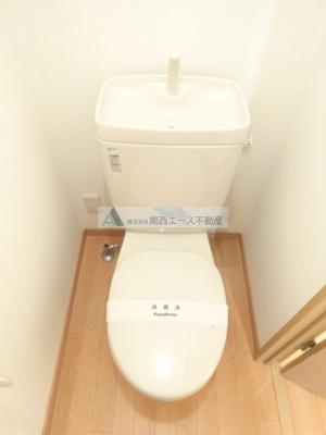 【トイレ】ソレジオ武村Ⅴ