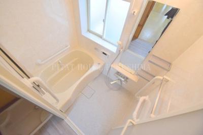【浴室】中津テラスハウス