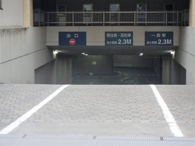 【駐車場】キャメリアタワー川口