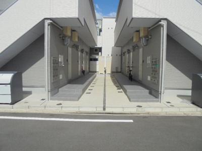 【エントランス】メゾン・ド・グレース