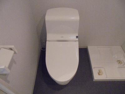 【トイレ】メゾン・ド・グレース
