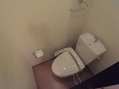 【トイレ】エスライズ新神戸