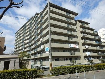 【外観】藤和千里ハイタウン