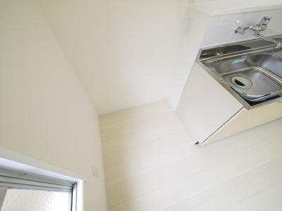 冷蔵庫スペースもあります