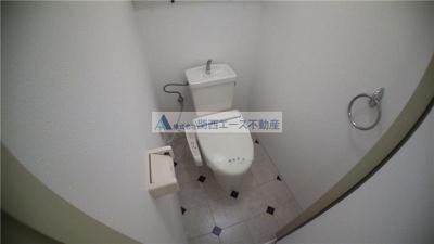 【トイレ】エクセル近大前