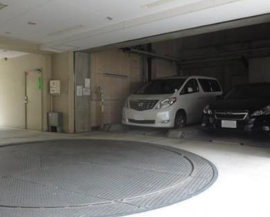東急セットアップレジデンス恵比寿駐車場