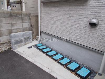 プレジールの駐輪スペース☆