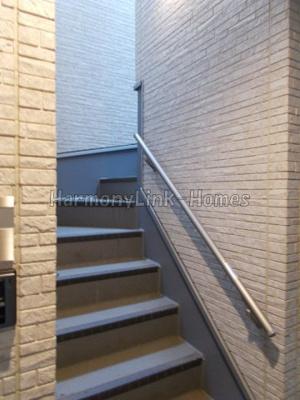プレジールの階段☆