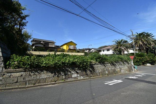 【外観】鎌倉市二階堂 売地