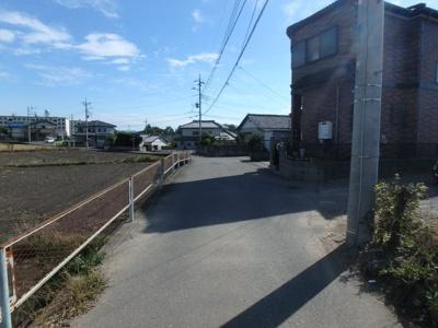 【周辺】高崎市倉賀野町 売地