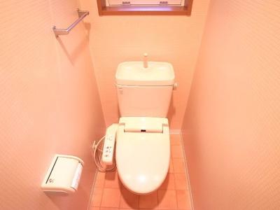 御所ヶ谷グレイス(3LDK) トイレ