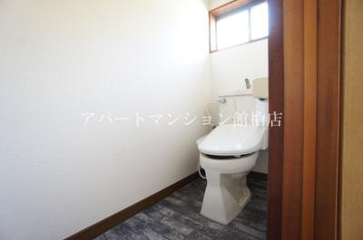 【トイレ】コンフォース光ヶ丘