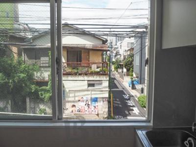 STS早稲田の眺望です