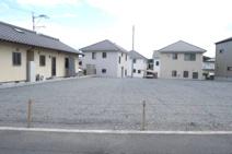 津山市上之町 分譲地75.9坪(2区画 東側)の画像