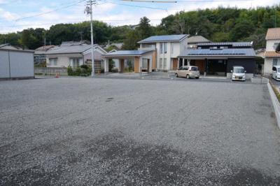 【外観】津山市上之町 分譲地75.9坪(2区画 東側)