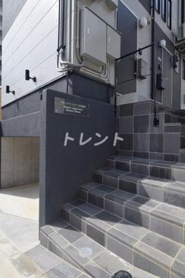 【エントランス】モダンアパートメント文京音羽
