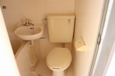 【トイレ】コーポラスだいわ5