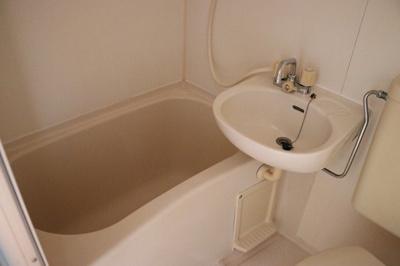 【浴室】コーポラスだいわ5
