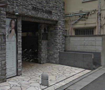 【エントランス】エルミタージュ桜台駅前