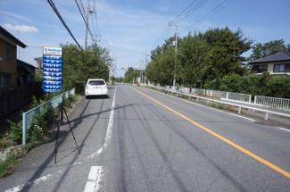 前面道路12m公道