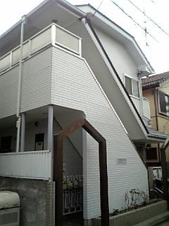 【外観】御殿山ハウスB棟