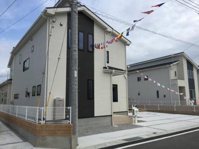【外観】藤岡市立石の新築戸建 6号棟
