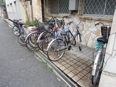 【駐車場】大宝菱屋西CTスクエア