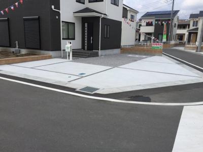 【駐車場】藤岡市立石の新築戸建 10号棟