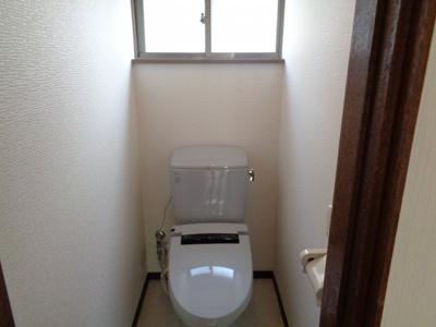 【トイレ】上川上貸家