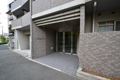 【エントランス】レシェンテ六甲