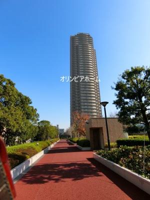 【外観】ザガーデンタワーズ サンライズタワー88.15㎡ リ ノベーション