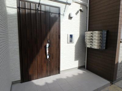 【エントランス】セレニティ若江東町