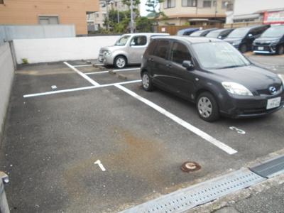 【外観】末広町2丁目月極駐車場