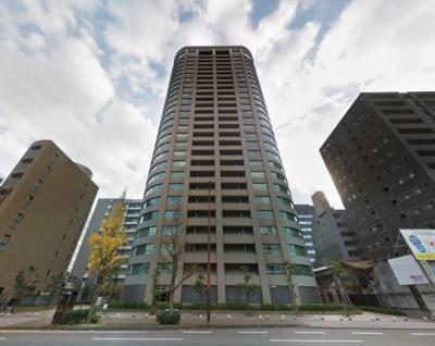 27階建てのタワーマンション