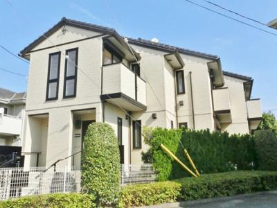 ブルーライン「中川」駅より徒歩9分!室内小型犬OKの2階建てアパートです♪ワンちゃんと一緒に暮らせるお部屋をお探しの方にもぴったり☆