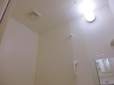 【浴室】フルールB