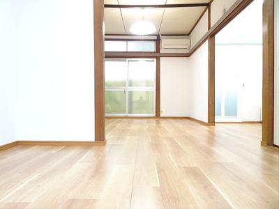 【寝室】旭ハウス