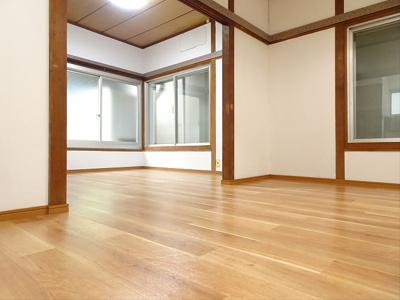 【居間・リビング】旭ハウス
