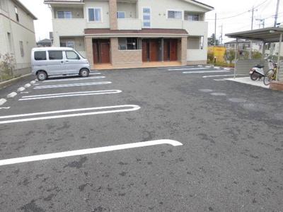 【駐車場】コージーレジデンスⅡ