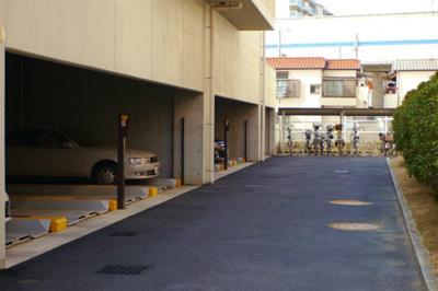【駐車場】パレ西宮北口