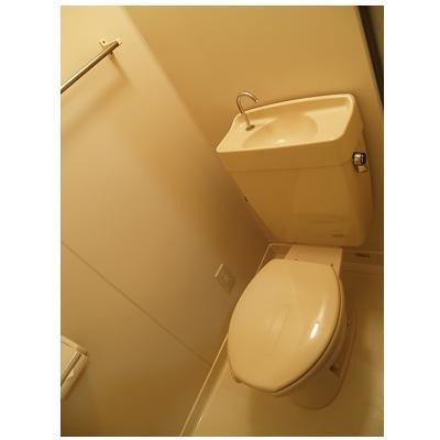 【トイレ】ブロスコート住吉