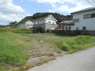 グランファミーロ君津中島 土地 君津駅 敷地が広いため、お庭で栽培なども可能です。もちろん駐車場5台分なども!