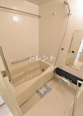 【浴室】レジディア月島