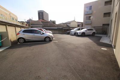 【駐車場】月見山鶴亭