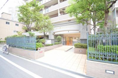 【エントランス】ライオンズマンション新梅田