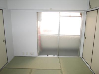 【居間・リビング】神崎川三和マンション(事務所)