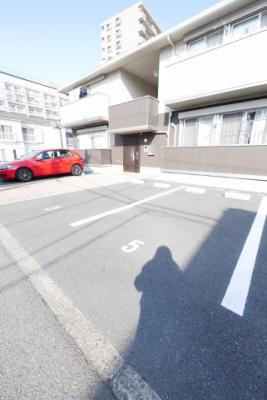 【駐車場】OHANA HOUSE