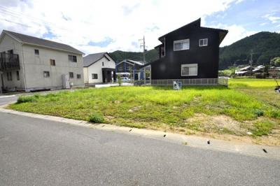 【前面道路含む現地写真】多可郡多可町加美区熊野部