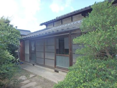 【外観】総社市三須 借家